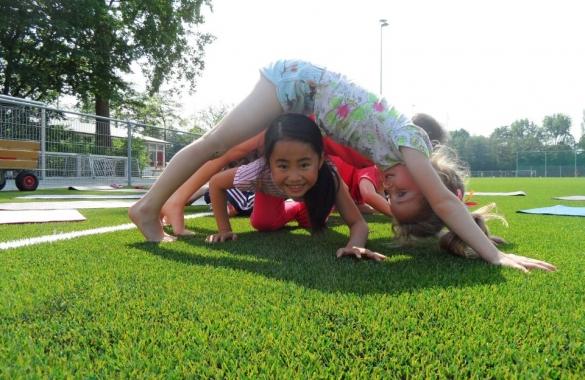 mini me yoga