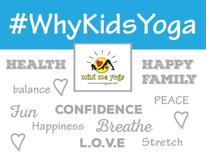 Why Kids Yoga